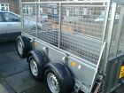 ifor williams trailer gd8x4 twin axel