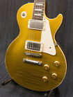 Gibson 1957 Les Paul Gold Top Gloss Finish Murphy Aged1239
