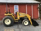 Cub Cadet 7275 Compact Tractor w Loader Diesel PTO