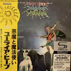 Demons and Wizards by Uriah Heep (SHM-CD.jp mini LP),2010, UICY-94724 Japan