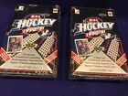 TWO 1990-91 Upper Deck Hockey Box High Series Factory Sealed boxes --- 72 Packs!