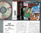 CROSBY,STILLS & NASH Allies JAPAN CD w/OBI+INSERT AMCY-135 TARGET CD Free S&H/PP
