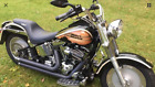 2001 Harley Davidson Softail Harley Davidson Fatboy Fuel Injection Army Special Edition  Many Extras