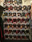 Marvel Funko Pop lot Iron Man Spider Panther Deadpool Captain America exclusive