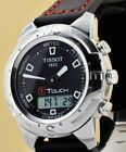 Men's Tissot T-touch-Sapphire Crystal-Serviced&Polished.Free postage.