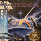 Stratovarius - Visions(SHM-CD. jp. mini LP), 2009 UICY-94278 Japan