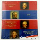 2009 US Mint Presidential 1 Coin Uncirculated Set P  D Mint 8 Coins SEALED