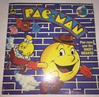Pac-Man and the Ghost Diggers Vintage 1983 Golden Book No Mazes Completed