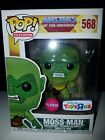 FUNKO POP Moss Man Flocked 568 TRU Exclusive Masters of the Universe