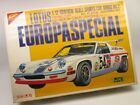 NICHIMO Lotus Europa Special Racing Type Sports Car NO.2 1/12 Model Car Kit