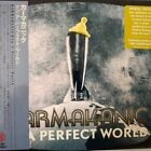 Karmakanic - In a Perfect World(Special Edition CD.jp.), 2011 MAR-111862 / Japan