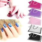Silicon Lace Polka Dot Heart Pattern Nail Art Table Mat Pad Manicure Clean ER