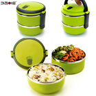 kitchen Stainless steel lunch box 14L bento box set freshness by double lock