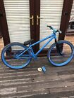 Ns Metropolis 1 2016 Jump Bike mtb With Extras