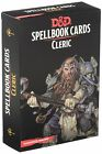 NEW Cleric DD Spellbook Cards 73916 Spell Book Deck 153 Dungeons and Dragons