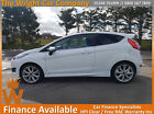 Ford Fiesta 10  100ps  EcoBoost  s s  2013 Titanium White 3dr car finance