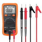 Digital Multimeter Fluke Meter Volt Tester Electric OHM AC DC RMS Auto Range New