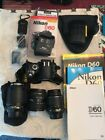 Nikon D60 Camera And Lenses Complete Kit