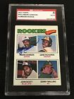 HOF ANDRE DAWSON 1977 TOPPS ROOKIE SIGNED AUTOGRAPHED CARD #473 SGC AUTHENTIC