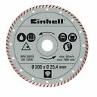 Einhell Turbo Concrete Tiles Angle Cutting Disc for RT-TC 520 U/ TE-TC 620 U#