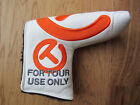Scotty Cameron White  Orange Industrial CT Headcover