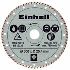 Einhell Turbo Concrete Stone Title Angle Cutting Disc for RT-SC 920 L Grinder~
