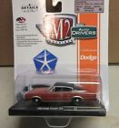 M2 MACHINES AUTO DRIVERS RELEASE 47 1966 DODGE CHARGER 383 NIP 164 SCALE