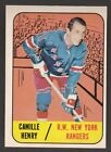 1967-68 Topps Hockey Cards 16