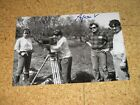 AGNES VARDA handsigned 8x12 IN PERSON Guaranteed
