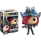 Funko POP! League of Legends MISS FORTUNE #09 - GAMESTOP Exclusive