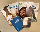 Weight Watchers Freestyle Welcome Kit 4 Guides + Pocket Guide + Calculator