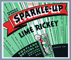 1935 Portland Bottling Co Soda Label Sparkle Up Lime Rickey vintage Unused 2092
