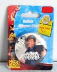 Disney High School Musical Troy Button Magnet Clips