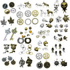 Wholesale Antique Silver Bronze Alloy Jewelry Crafts Charms Pendant Making