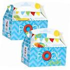 summer beach ball pool party supplies empty favor boxes 4