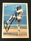 Pedro Martinez Cards, Rookie Card and Autographed Memorabilia Guide 36