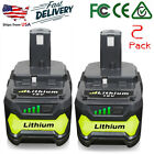 2XFor Ryobi P108 18V 40Ah Lithium Ion Battery Pack Replaces P107 P105 P103 P102