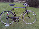 gents town bike falcon kensington sturmey archer eroica cycle
