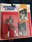 James Worthy Los Angeles Lakers 1990 Starting Lineup Figure SLU New in Package