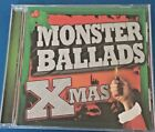 Monster Ballads X-Mas Various Artists CD 2006 Razor & Tie Christmas Hair Bands