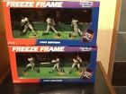 Starting Lineup Cal Ripken, Chipper Jones, ARod, F. Thomas Freeze Frame Lot,