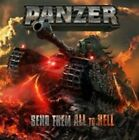 Send Them All to Hell by The German Panzer metal CD Dec 2014 Nuclear Blast