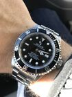 ROLEX 40mm Stainless Steel Sea-Dweller 16600 Z Series Box & Papers