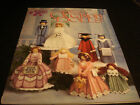 PLASTIC CANVAS LEAFLET PATTERN annies attic SPECIAL OCCASIONS DOLLS BRIDE