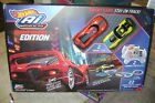 Hot Wheels Ai Race System Street Racing Edition Track Set 2 Remote Control Cars