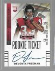2014 Panini Contenders Football Rookie Ticket Autograph Variations Guide 103