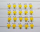 Bee Die Cuts Embellishments Punches Punchies Toppers Decor Scrapbooking