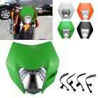 Green Headlight Fairing For Honda XR XL 125 250 350 400 500 600 650 R L S