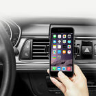 Universal Black 360° Rotation Car Air Vent Mount Stand Holder for Smart Phonee