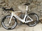 Time Trial Bike Frameset Planet X Exocet Large Nearly Perfect